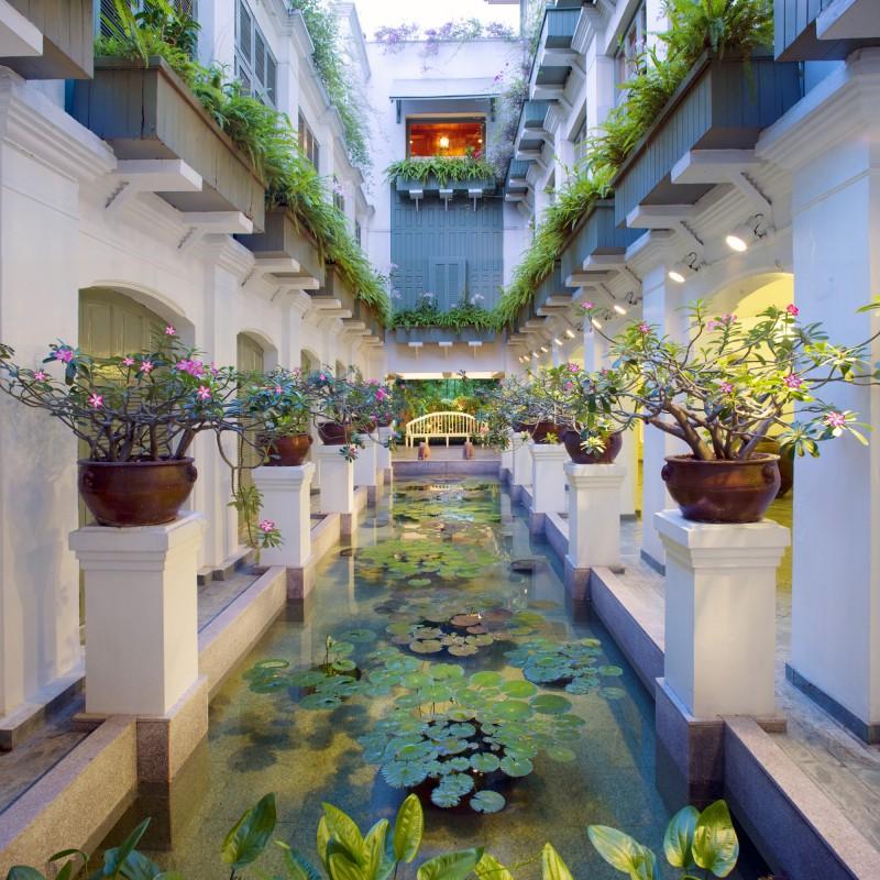 The Oriental Spa at Mandarin Oriental