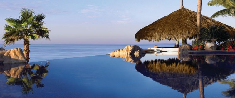 One&Only Palmilla Infinity Pool