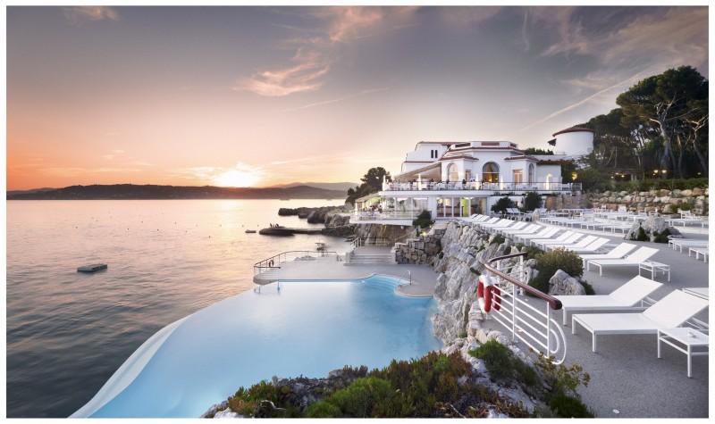 Hotel du Cap-Eden-Roc Infinity Pool