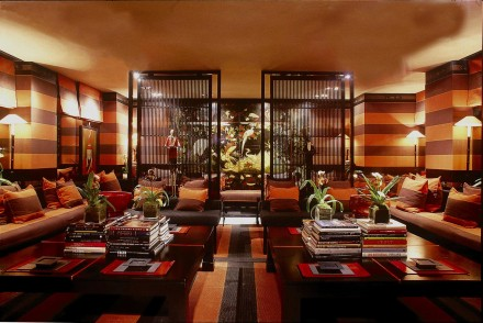 Blakes Chinese Room & Bar at Blakes Hotel London