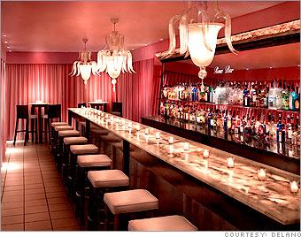 Rose Bar at Delano South Beach