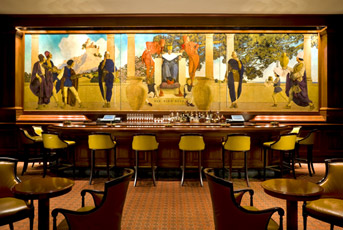 King Cole Bar at The St. Regis New York