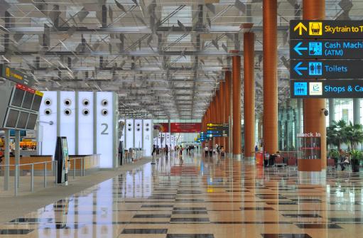 BoB Airport Layover - Singapore