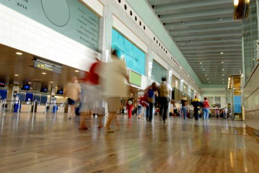 BoB Airport Layover - Spain