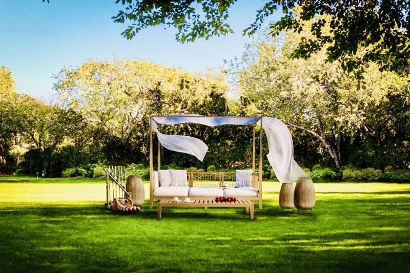 Hamptons Round Tree
