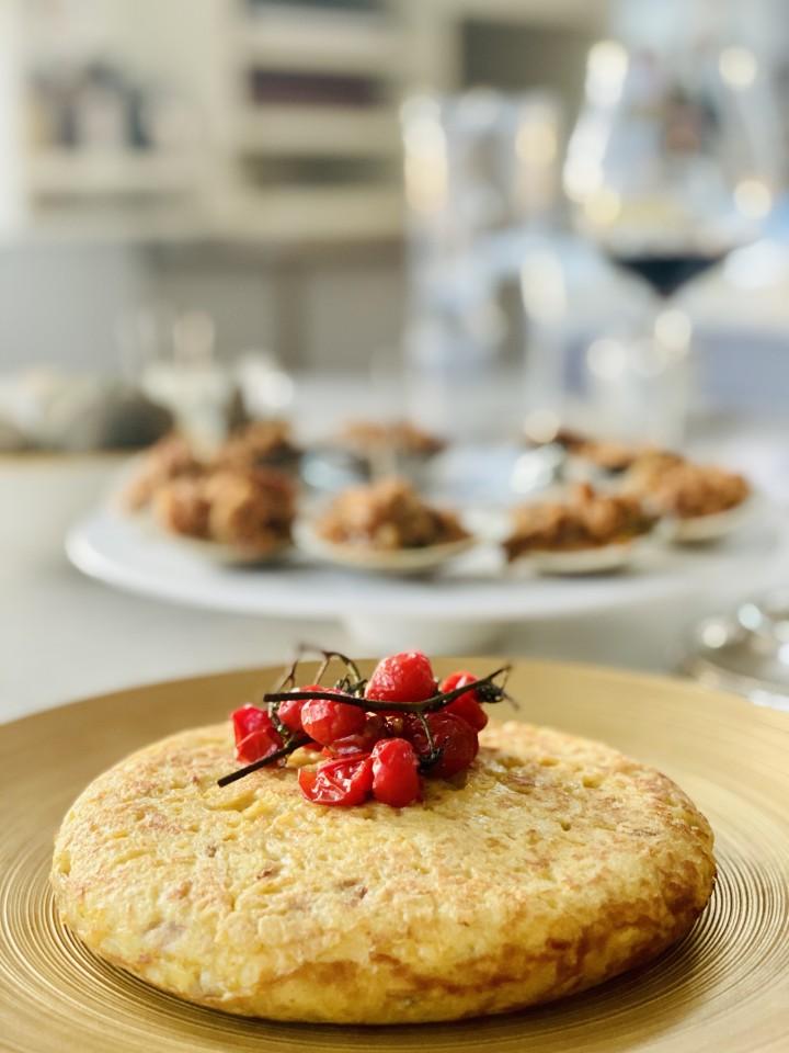 Food Tortilla Espagnol