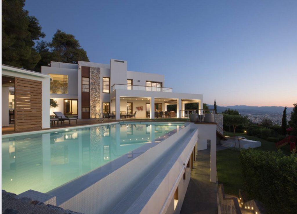 best villa rental in crete