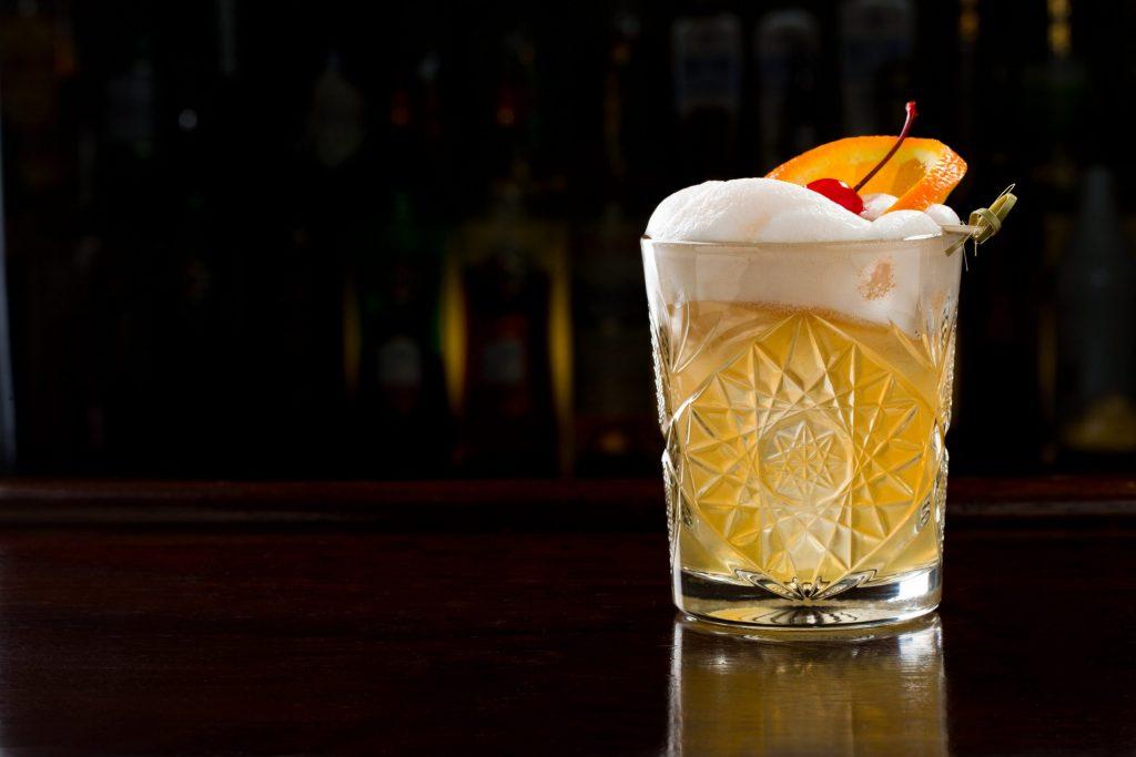 Harlem Standard Whiskey Sour Recipe