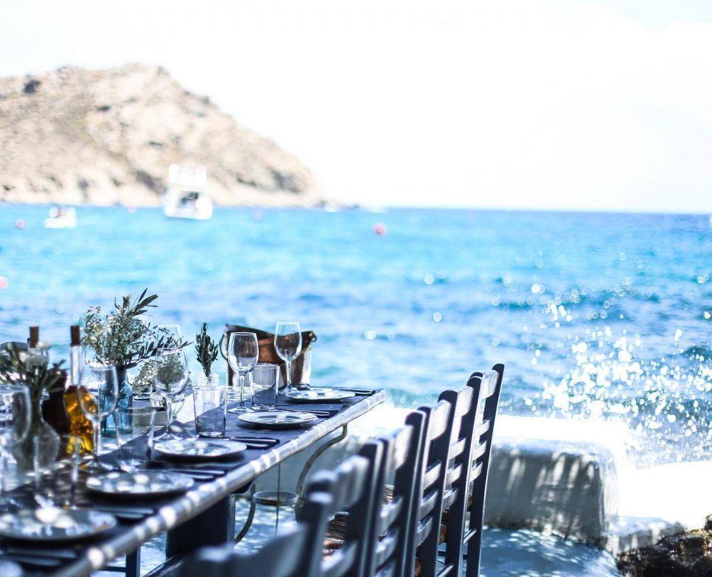 Spilia Mykonos Restaurant